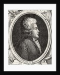 Augustin Bernard Francois Legoazre de Kervelegan by French School