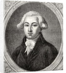 Francois Antoine Boissy d'Anglas by French School