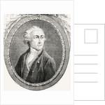 Antoine Laurent Lavoisier by H. de la Charlerie