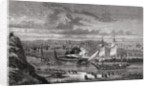 Dieppe in the 18th century by French School