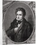 Francois-Rene, Vicomte de Chateaubriand by French School