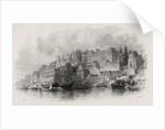 Benares, India by Thomas Allom