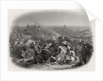 The Battle of Meeanee, 1843 by Edward A. Armitage