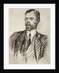 Axel Martin Fredrik Munthe by Lady Gleichen