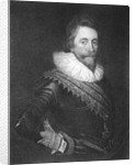 Henry Wriothesley, 3rd Earl of Southampton by Michiel Jansz. van Mierevelt