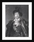 John Philip Kemble as Hamlet by Sir Thomas Lawrence