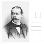 Lord Randolph Henry Spencer Churchill by English School