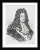 King Louis XIV by English School