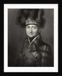 James Duff, 4th Earl of Fife by Simon Jacques Rochard
