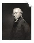 John Heaviside by Sir William Beechey