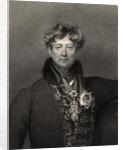 King George IV by Sir Thomas Lawrence