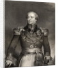 Sir Archibald Campbell, 1st Baronet by John Wood