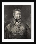 Sir Thomas Picton by Sir William Beechey