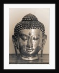Head of Buddha by Unknown