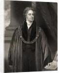Sir Alexander Johnston by Thomas Phillips