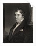 George Hamilton Gordon by Abraham Wivell