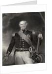 Sir Thomas Masterman Hardy by Richard Evans