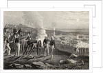 Major Eyre driving the Oude rebels from Allahabad in 1857 by English School