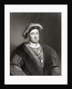 Portrait of Henry VIII by English School