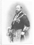 Albert Edward, Prince of Wales by English School