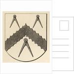Masonic arms by English School