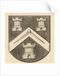Coat of arms of Masons' Company by English School