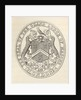 The Seal of the Grand Lodge of Masons by English School