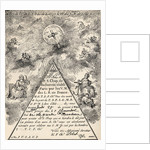 Invitation from the French Chapter of the Freemasons by French School