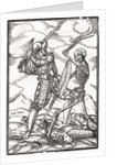 Death comes to the Soldier by Hans Holbein The Younger