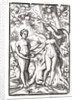 Adam and Eve in the Garden of Eden by Unknown