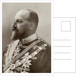 Ferdinand I, Tsar of Bulgaria by English Photographer