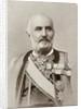 King Nicholas I of Montenegro by English Photographer