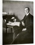 Guglielmo Marconi by English Photographer