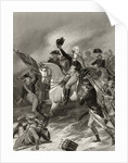 George Washington at the Battle of Princeton by Alonzo Chappel