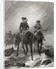 George Washington on his mission to Ohio in 1754 by Alonzo Chappel