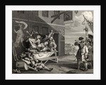 England, engraved by Thomas Phillibrown by William Hogarth