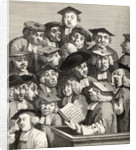 The Lecture by William Hogarth