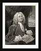 Daniel Lock by William Hogarth