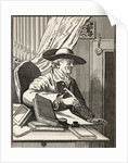 Dr Thomas Morell by William Hogarth