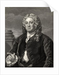 Martin Folkes by William Hogarth