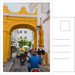 Arco del Postigo, Seville, Spain by Anonymous