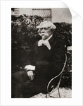 Edmond de Goncourt by Unknown photographer