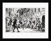 The Revellers by George Cruikshank