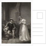 Angelo and Isabella by Robert Smirke