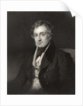 William Lawrence by Henry Wyatt