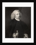 John Huxham by Thomas Rennell