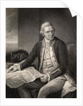 Captain James Cook by Nathaniel Dance
