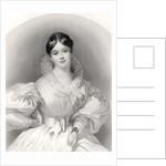 Letitia Elizabeth Landon by G. Machse