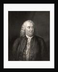 Albert de Haller by English School