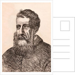 Jacopo Tintoretto by James Girtin